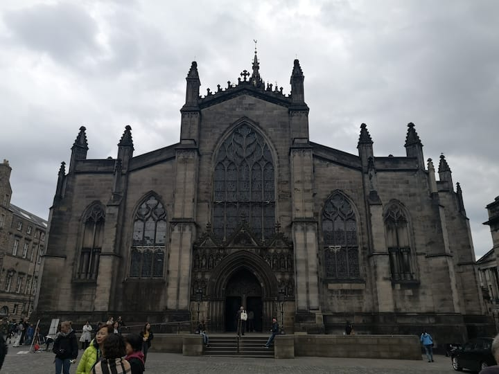 St Giles Church, Royal Mile