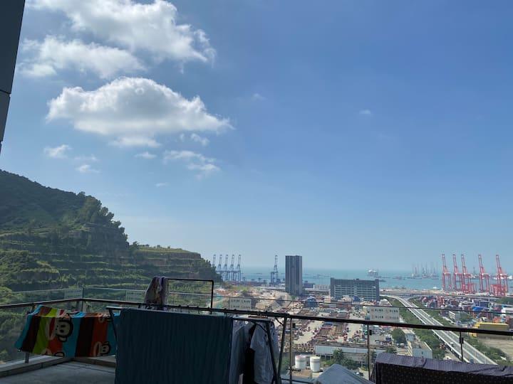 已经租出去 不要定 谢谢佳兆业前海广场二期,诚盈商务中心74平大loft,近前海世茂,近海上世界