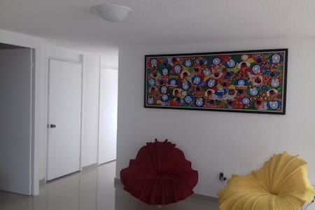 Room near from Chapultepec - Mexico City