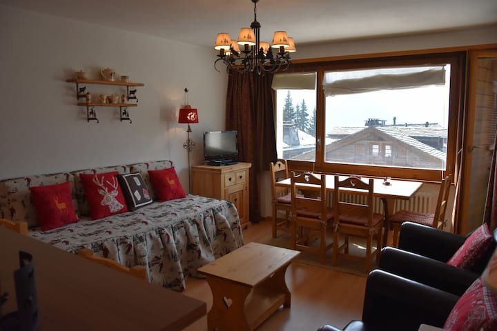 Bruyères B22, (Verbier), Apartment 2 rooms