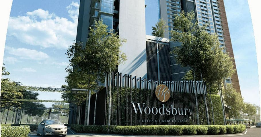 Woodsbury Suites (Harmony) 7722 @ Butterworth