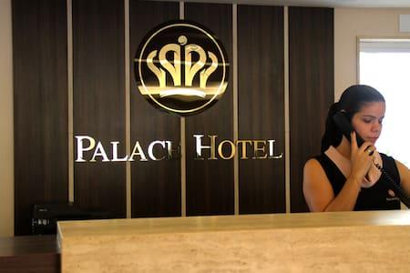 Palace Hotel - Campos dos Goytacazes - Cabo Frio
