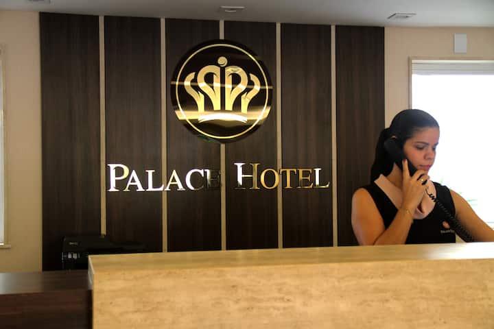 Palace Hotel - Campos dos Goytacazes