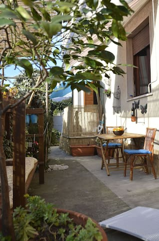 Cosy apartment between beaches and cities of art - Casano - Apartamento