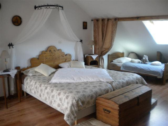 B&B de Charme en Centre Alsace - Ohnenheim - Bed & Breakfast