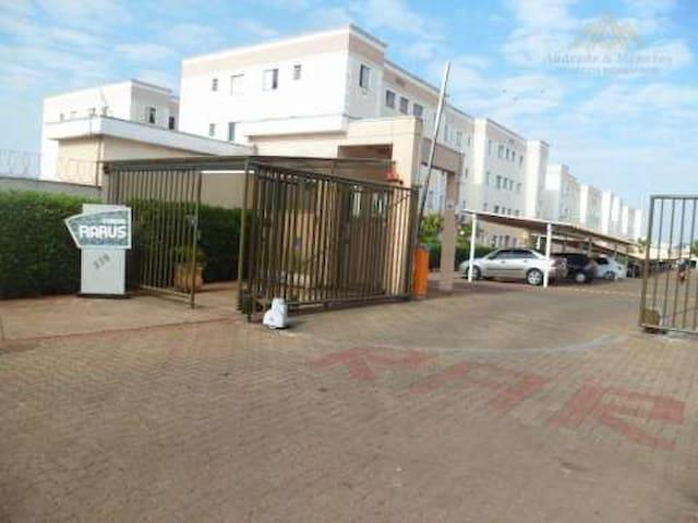 Apartamento confortável - Ribeirão Preto - Lägenhet