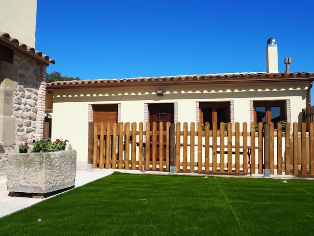 Can Moret, bonito apartamento rural doble
