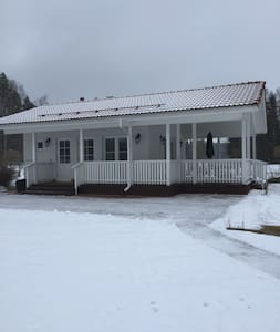 Ihana saunallinen rantamökki - Mäntsälä - Ξυλόσπιτο