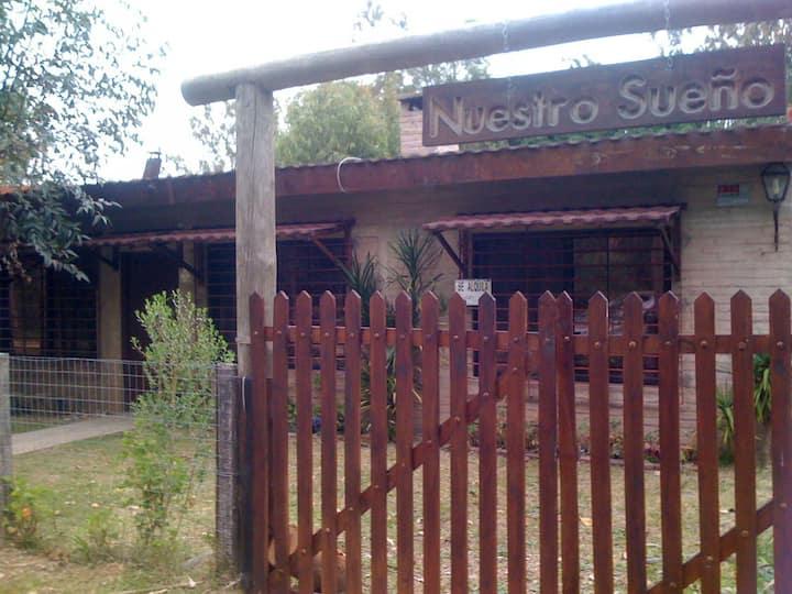 Casa en Guazuvirá 50 min/d Montevideo y p del este