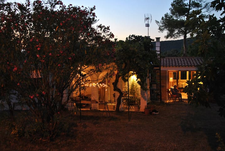 Cosy Rural House, Bages, Barcelona - Castellnou de Bages