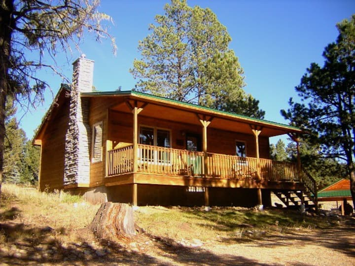 Cabin in the Woods, Not a Condo (Deer 1)