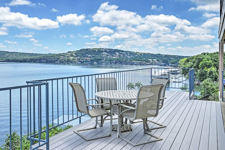 1BR Spicewood Condo on South Shore of Lake Travis