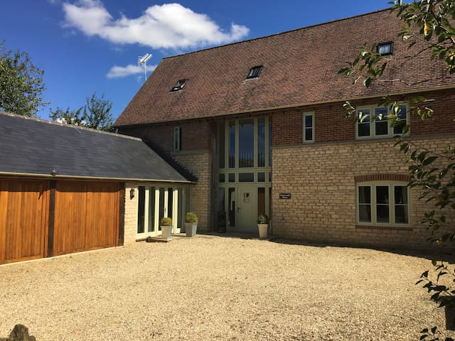 Lovely house in the Cotswolds - Hannington - Huis