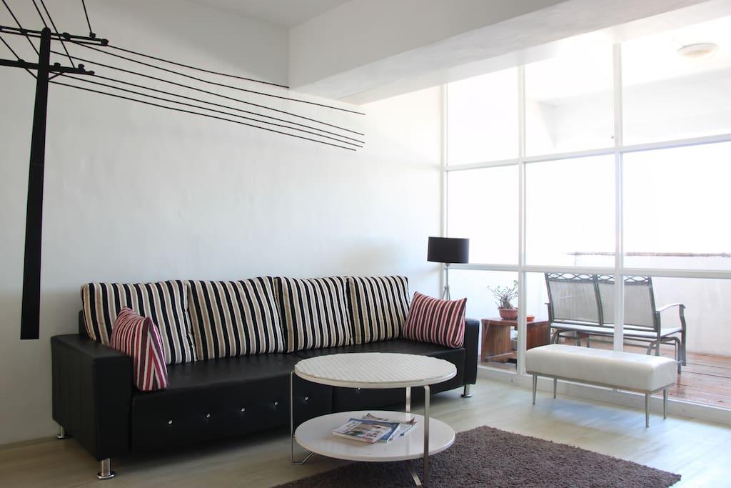 小公寓客廳