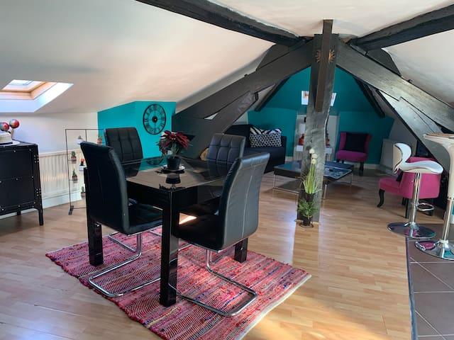 Vivre sous les toits de Nanterre