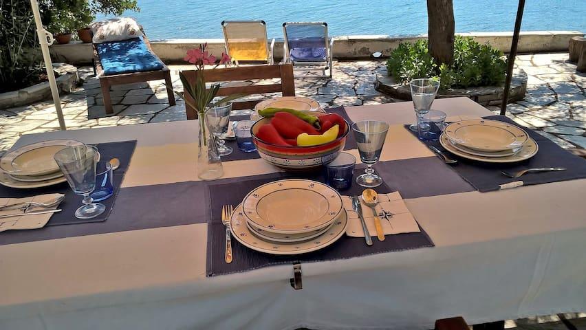 Villa Penelope Beach-front