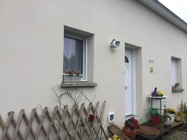 Maison neuve au cœur de Locronan