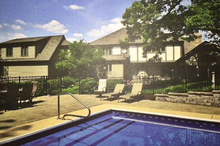 Exclusive Private Guest House w/ Pool St. Charles - Saint Charles
