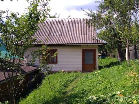 Hutsul hut 2