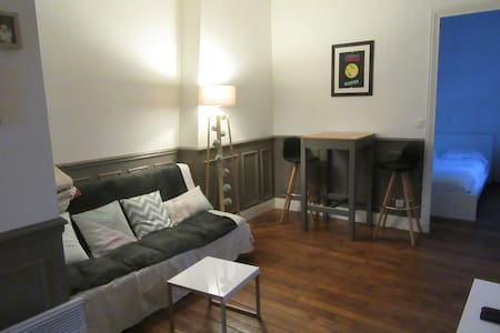 Calm one-bedroom flat near Denfert Rochereau - Paris