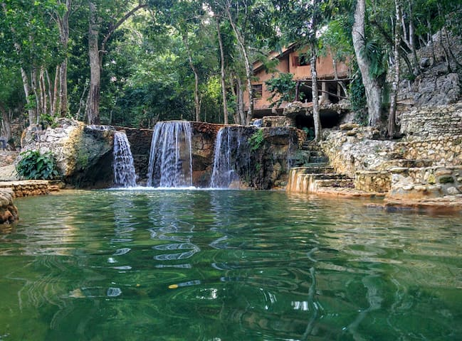 Nature Lodge Los Haitises National Park DBL Occup - Sabana de la Mar - Natuur/eco-lodge