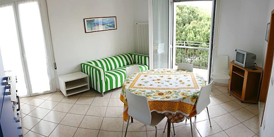 """Appartamento """"Panzini 1"""" vicino al mare"""