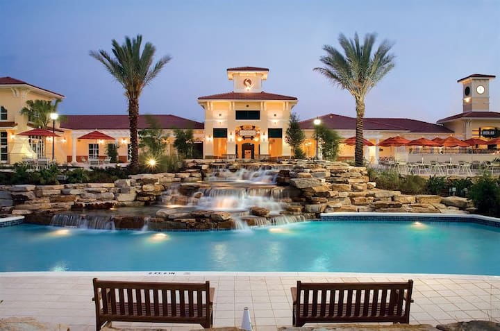 A resort where ALL of your needs are met!