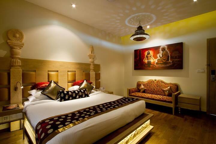 Ashoka Room