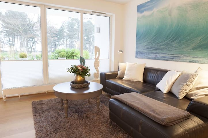 Haus am Meer  in Timmendorfer Strand, Meerblick - Timmendorfer Strand - Apartment