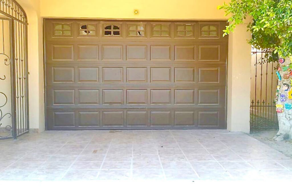secure automatic-garage for your vehicle