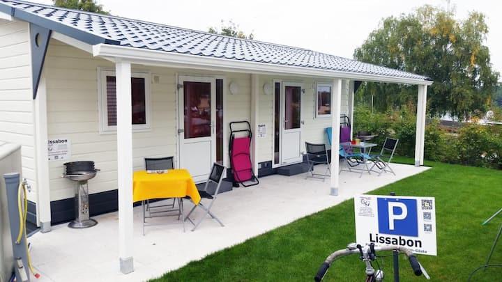 """""""LISSABON"""" -  Studio mit Sandstrand & Seeblick nahe Rhein-Main und Spessart"""