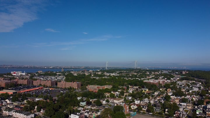 Clean & Cozy apartment- Grymes Hill Staten Island
