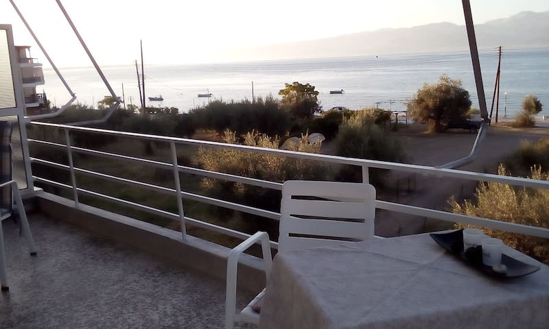 Διαμέρισμα στη θάλασσα
