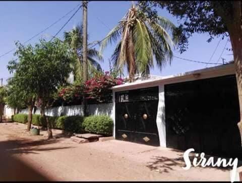 Belle villa dans un quartier paisible de bamako
