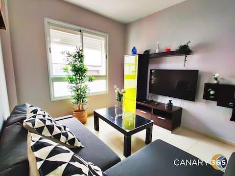Puesta de Sol y Relax Apartamento Canary365