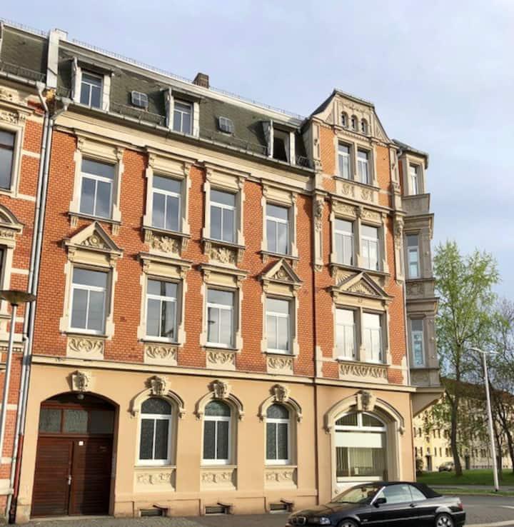 2-Zimmer Wohnung in Plauen