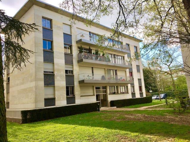Grand appartement à proximité de la Loire