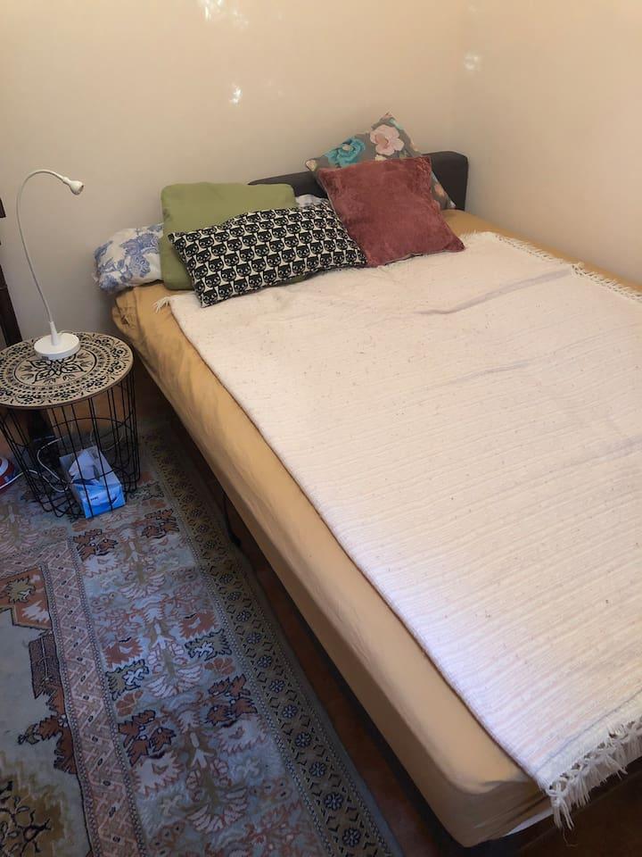 Habitacion como sofa cama doble