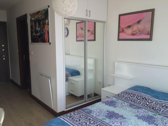 FULL EŞYALI STÜDYO HAFTALIK, AYLIK - İstanbul  - Appartement