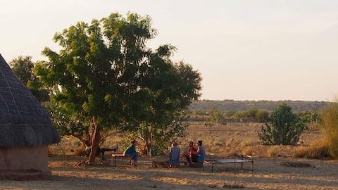 GreenArts-Soulfood in the heart of the desert