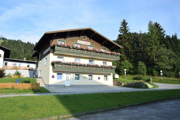 Brownies Apartment Andre 3 - Wagrain - Apartmen