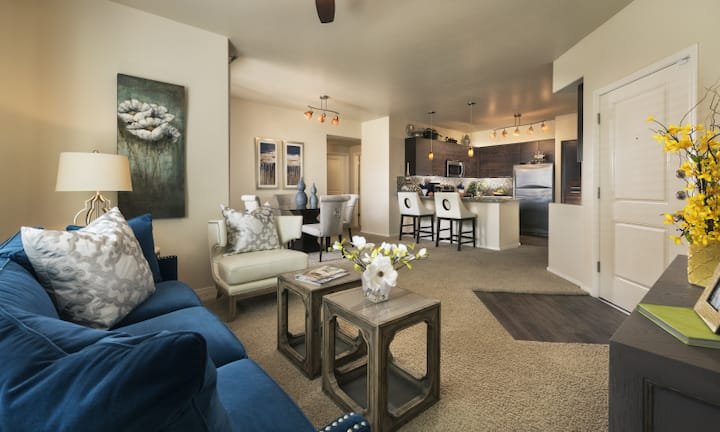 Entire apartment for you | 1BR in Chandler