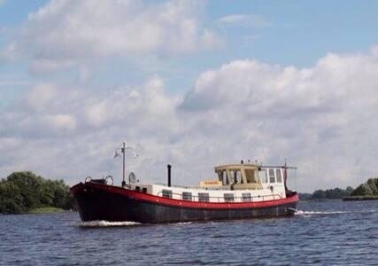 Unieke plek op fantastische locatie - Hajó