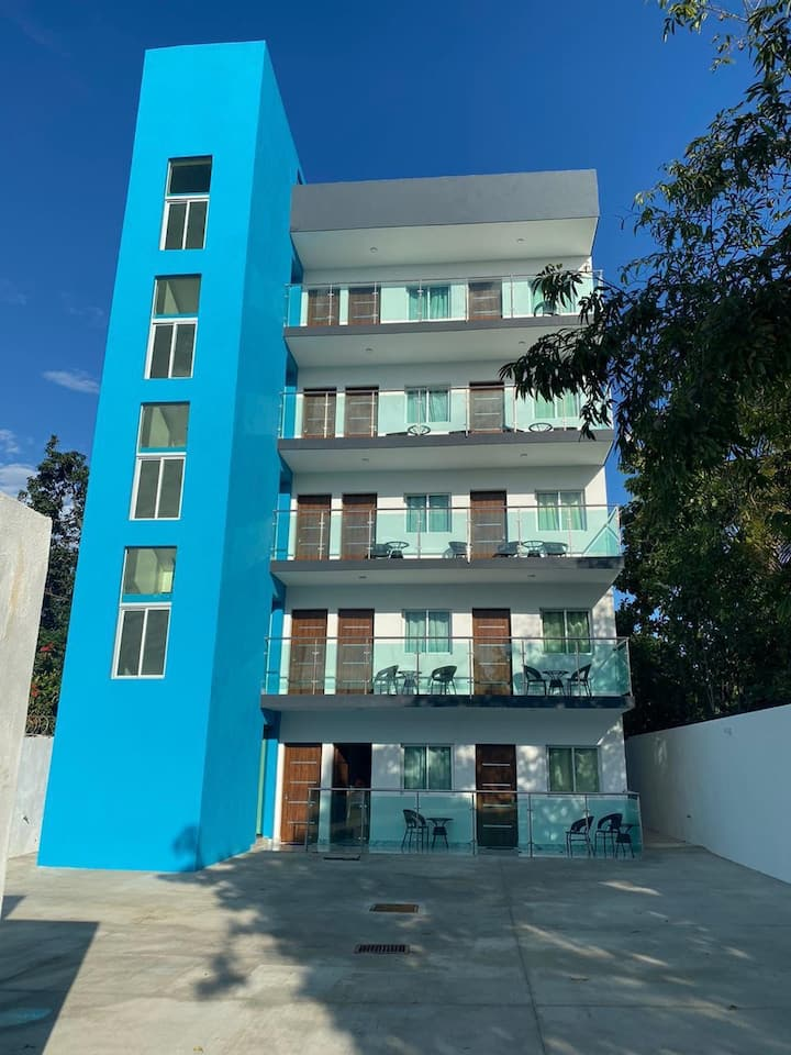 Apart studios luxury, Todo Incluido 2do piso.