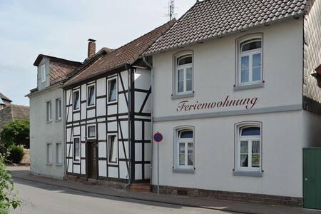 Ferienhaus im Stadtkern Höxter