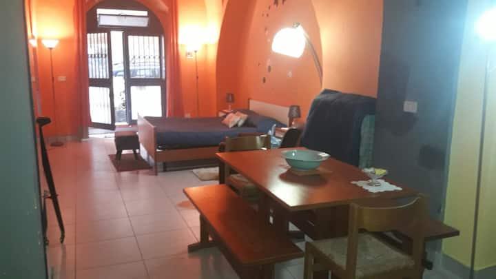 La civita 1 romantico loft nel cuore di Catania