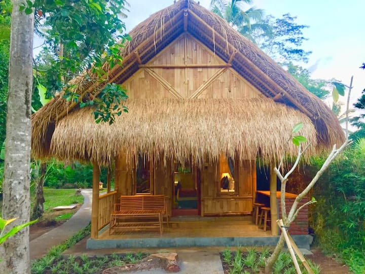 THE DESA BAMBOO LODGE
