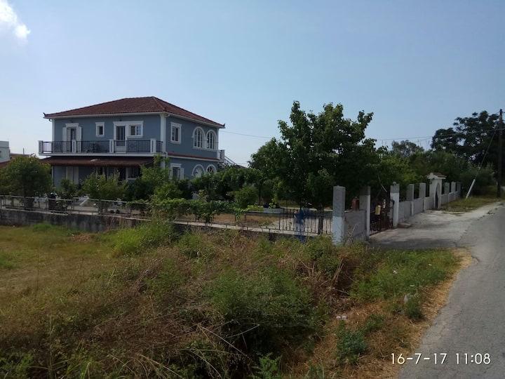 Sakis house