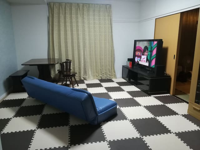 All in house★Central of MIYAZAKI City★3~9ppl★WiFi★