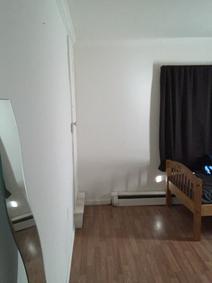Available room in small apartment